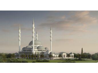 Uludağ Üniversitesine 4 Minareli 20 Bin Kişilik Cami