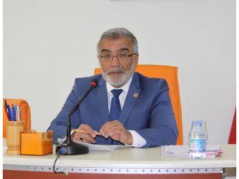 Çankırı İl Genel Meclisi Başkanı Fetö'den Tutuklandı