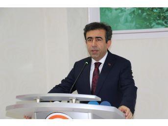 Diyarbakır'da Tarımsal Sulama Toplantısı