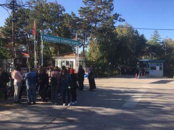 Türk-yunan Sınır Kapısında Geçişler Yeniden Başladı