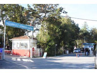 Yunanistan Sınır Kapıları Normale Döndü