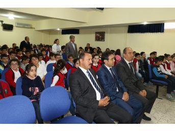 Elazığ'da Öğrencilere Balık Tüketiminin Faydaları Anlatıldı