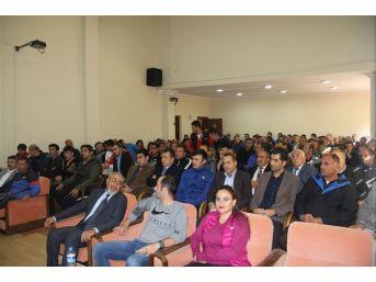 Okul Sporları Değerlendirme Toplantısı Yapıldı