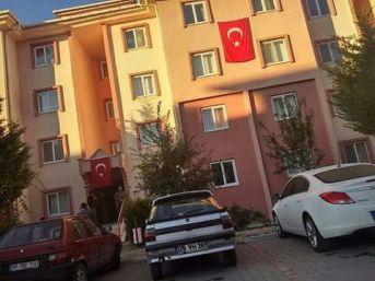 Eskişehir'e Şehit Ateşi Düştü