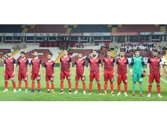 Tff 1. Lig: Gaziantepspor: - Çaykur Rizespor: 0