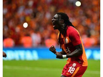 Gomis, Fenerbahçe'nin Golcülerini Katladı