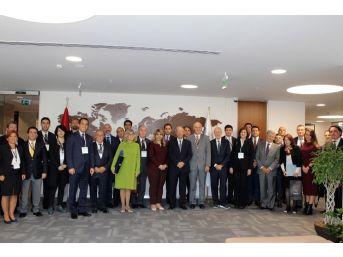 Portekiz'deki Türk Yatırımcılar Dışişleri Bakanı Silva İle İstanbul'da Buluştu