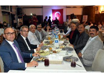 Alder Üyeleri Yemekte Buluştu