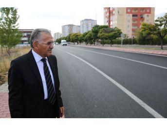 Alpaslan Türkeş Bulvarı'nda Çalışmalar Tamamlandı