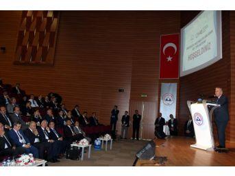Üniversite Hastanelerinin Sorunları Kayseri'de Konuşuldu
