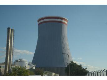 Vali Çiftçi Elektrik Üretim Santralini İnceledi