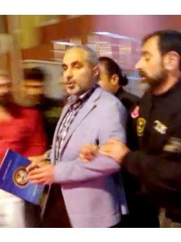 Eski Kocaeli Ticaret Odası Başkanı Özdağ Yeniden Tutuklandı