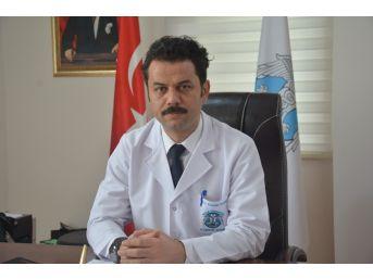 """Doç. Dr. Yılmaz: """"selçuk Üniversitesi Tıp Fakültesi Hastanesi Bölgenin Sağlık Üssü Oldu"""