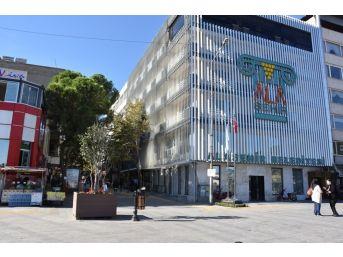 Alaşehir Belediyesi Yeni Hizmet Binası Hizmete Girdi