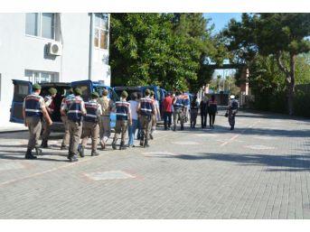 Mersin'de Tefeci Operasyonu: 8 Gözaltı