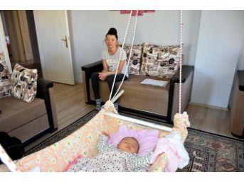Marmaris'te 4 Aylık Masal Bebek Işık Bekliyor