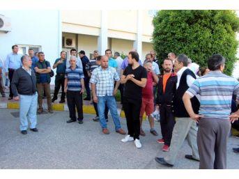 Yangına Müdahaleye Giden Arazöz Devrildi, 5 Işçi Yaralandı
