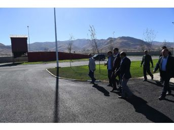 Muş'ta Katı Atık Aktarma İstasyonunun Yapımı Tamamlandı