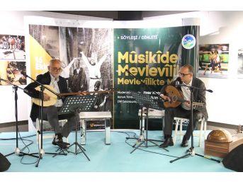Osm'de 'musiki Ve Meklevilik' Programı Gerçekleştirildi