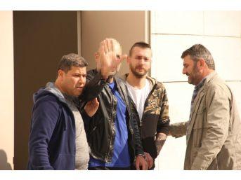 Samsun'da Silahlı Kavga Zanlıları Adliyede