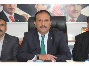 Bbp Sivas İl Başkanı Bulut: