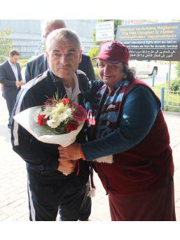 Trabzonspor, Malatya'Ya Gitti