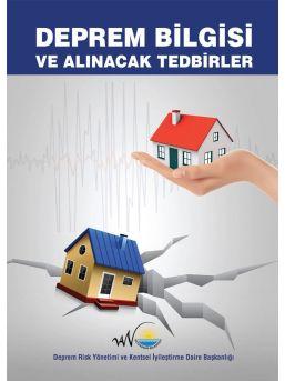 """Van Büyükşehir'den """"deprem Bilgisi Ve Alınacak Tedbirler"""" Kitabı"""