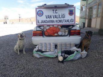 Van'da 156 Kilo Eroin Ele Geçirildi