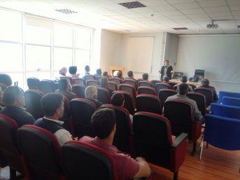Van'da 'iş Sağlığı Ve Güvenliği' Eğitimi