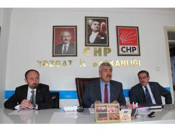 Chp'li Yaşar: