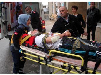 Zonguldak'ta Kaza: 5 Yaralı