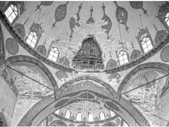 Deprem Fotoğrafları Tarihi Camideki Restorasyonun Seyrini Değiştirdi