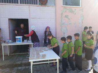 Köşk 100. Yıl Atatürk Ortaokulu'nda Aşure Etkinliği