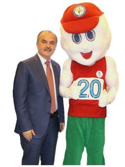 Başkan Gürlesin Denizlilileri Spor Oyunlarına Davet Etti