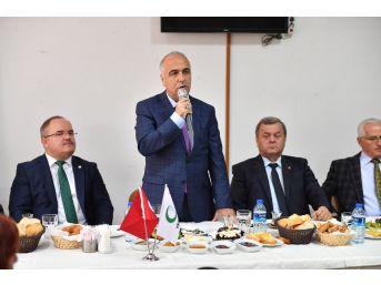 Denizli Valisi Karahan: