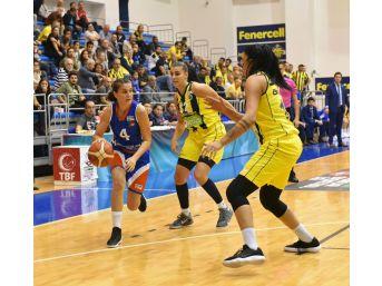 Bornova Becker Spor Fenerbahçe'den Üzgün Ayrıldı