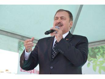 Orman Ve Su İşleri Bakanı Eroğlu İzmir İçin İmzayı Attı