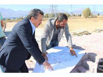 Seydişehir Yeni Oto Sanayine Modern Park