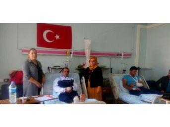 Başkan Koç'tan Yaralılara Ziyaret