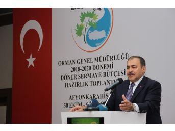 Bakan Eroğlu'ndan Bürokratlarına Yolsuzlukla Mücadele Uyarısı: