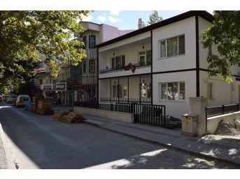 Amasya'da 43 Konuta Tarihi Rötuş