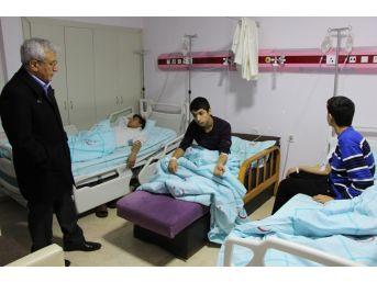 Amasya'da 44 Kur'an Kursu Öğrencisi Hastanelik Oldu