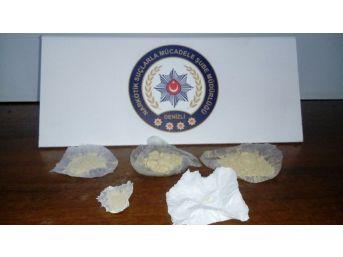 Denizli'de Uyuşturucu Operasyonu 3 Kişi Tutuklandı