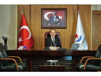Sanko Üniversitesinin Yeni Rektörü Prof. Dr. Güner Dağlı