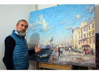 (özel Haber) Cumhurbaşkanlığı Kültür Ve Sanat Büyük Ödülünü Alan Ressam İha'ya Konuştu