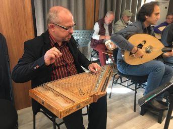 (özel Haber) Cumhurbaşkanlığı Kültür Ve Sanat Büyük Ödülünü Alan Kanun Sanatçısı Göksel Baktagir İha'ya Konuştu