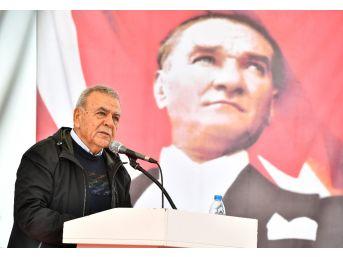 Prof. Aziz Sancar Ve İhsan Alyanak Gemileri Hizmete Girdi