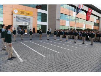 Özel Kayseri Osb Teknik Kolejinde 29 Ekim Cumhuriyet Bayramı Büyük Coşku İle Kutlandı