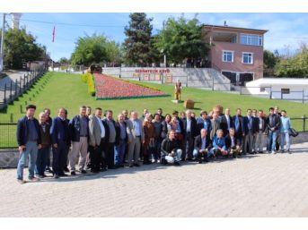 Pınarhisar Kaymakamlığı Gezi Düzenledi