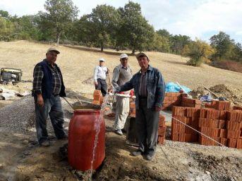 Şaphane'de Su Arama Çalışmaları